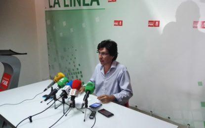 El portavoz socialista, Miguel Tornay, sale al paso de las manifestaciones del PP y tacha la visita de Dastis de timo y a Nacho Macías de cínico