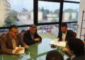 La Junta y el Ayuntamiento de La Línea crearán una comisión para atender las necesidades de infraestructuras y vivienda