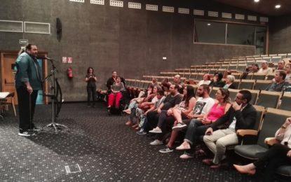 Merecido homenaje a Paco Santiago por parte de Miguel Becerra y el Ayuntamiento de La Línea