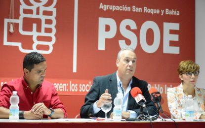 Ruiz Boix anuncia su candidatura para la reelección como secretario general del PSOE de San Roque
