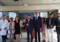 """El PP califica de """"engaño"""" la inauguración del nuevo hospital de La Línea con sólo Rehabilitación"""