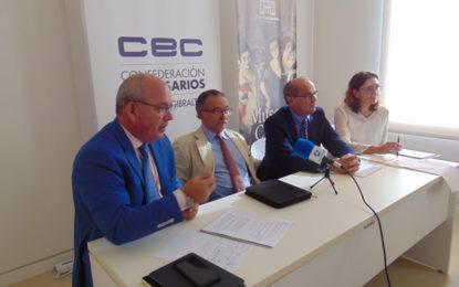 El Consejo Territorial del Campo de Gibraltar de la CEC celebra en La Línea unas jornadas de trabajo