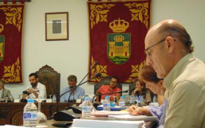 El pleno debatirá este jueves la resolución del convenio con la Junta de Andalucía de las UVA de Mirasierra y Junquillos