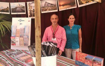 La delegación de Turismo instala un expositor en la celebración de Algeciras Entremares