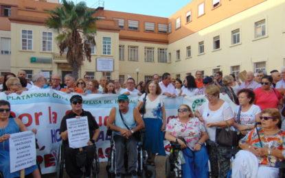 Una representación del equipo de gobierno asistirá el viernes a la manifestación por la sanidad en Algeciras