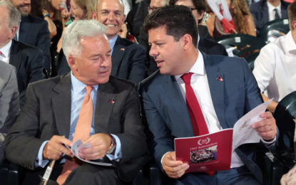 La Royal Philharmonic Concert Orchestra se presentó en vísperas del National Day de Gibraltar