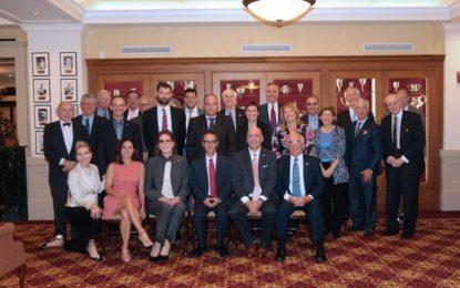 El Viceministro Principal de Gibraltar repasa las excelentes relaciones con EEUU ante el Consejo Gibraltareño-Americano en Nueva York