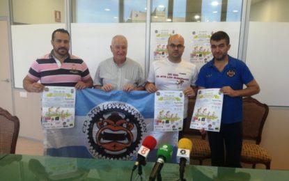 """Deportes y """"Los Enmonaos"""" colaboran en la organización de una actividad de bicicleta con carácter solidario"""