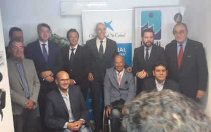 Fegadi Cocemfe inaugura sus nuevas instalaciones en Cádiz capital