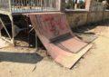 El club de Surf&Skate agradece al Ayuntamiento la retirada de unos módulos del parque Princesa Sofía