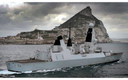 El HMS Dragon hará escala rutinaria en Gibraltar el martes 24 de octubre