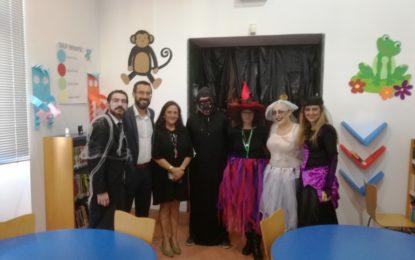 El alcalde participa en las actividades organizadas con motivo del Día Internacional de la Biblioteca