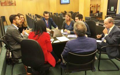 Ciudadanos pregunta sobre la situación de inseguridad pública en la comarca del Campo de Gibraltar