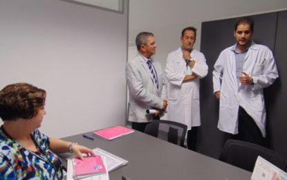 El nuevo Hospital de La Línea programa 450 consultas para esta semana de las nuevas seis especialidades que se han puesto en marcha