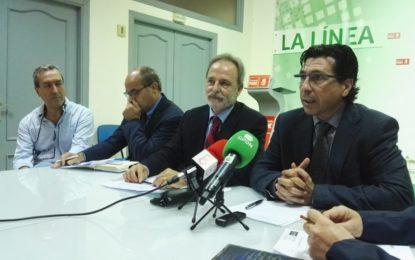 Salvador de la Encina presenta una proposición no de ley sobre la aduana comercial de La Línea con Gibraltar