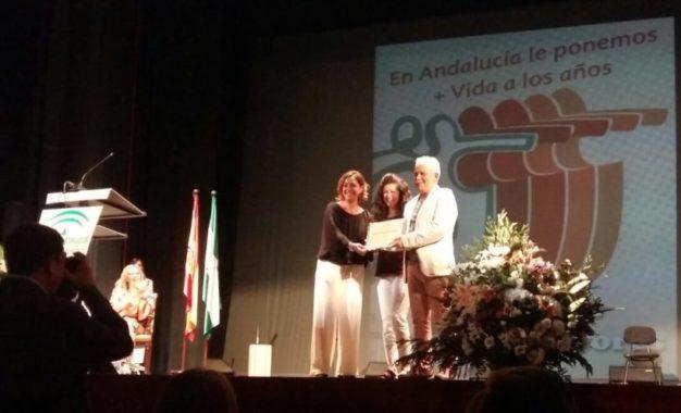 El Centro de Participación Activa de La Atunara, mención especial en los premios andaluces de las personas mayores