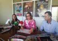Cultura y Actos Públicos presentes las actividades de la semana de Santa Cecilia