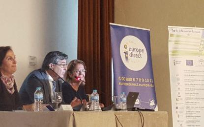 """Fernández inaugura las III Jornadas """"Europa: oportunidades de empleo, movilidad y formación"""""""
