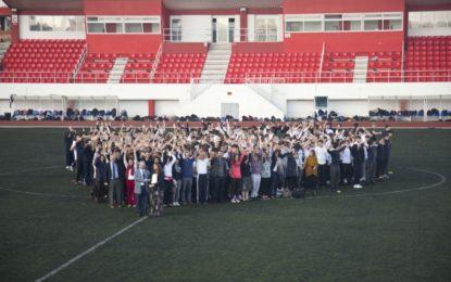Las escuelas celebran en Gibraltar el Día Internacional para la Eliminación de la Violencia contra la Mujer