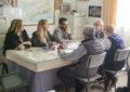 El alcalde visita el instituto Antonio Machado para interesarse por algunos de sus proyectos