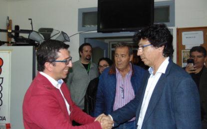 Chacón pide al Comité Federal del PSOE amonestación para Miguel Tornay y este le dice que el Portavoz del Grupo Municipal ha dado ejemplo de voluntad para normalizar la situación