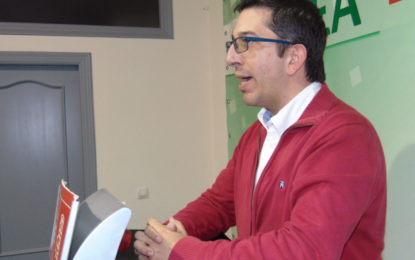 El secretario general de los socialistas de La Línea tilda la Relación de Puestos de Trabajo de fracaso personal del alcalde Juan Franco