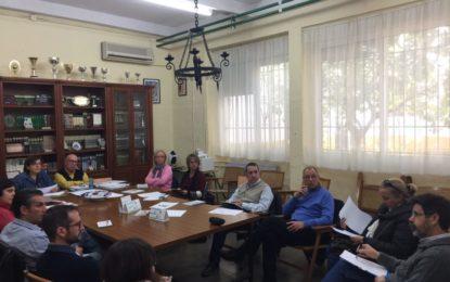 El instituto Antonio Machado participa en la ciudad de Cabra en el encuentro autonómico de la Red PEA de Escuelas Asociadas a la Unesco
