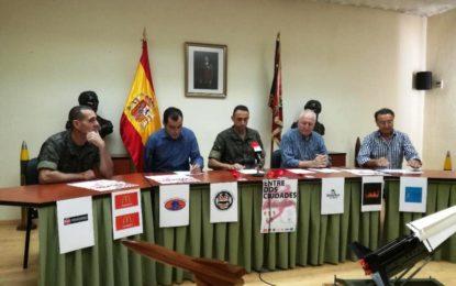 """Presentada la sexta edición de la Carrera Cívico Militar """"Entre dos ciudades"""""""