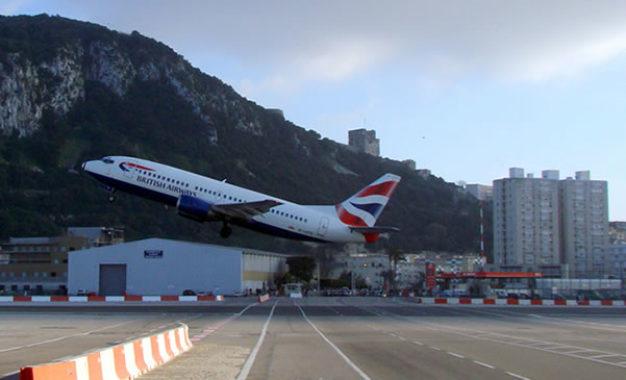 El Aeropuerto de Gibraltar albergará un ejercicio de capacitación el lunes 19 de marzol