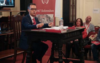 Declaraciones gibraltareñas y británicas tras la quinta ronda de conversaciones interministeriales sobre el Brexit