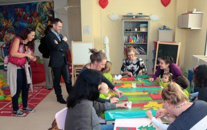 Comentarios positivos recibidos del centro familiar y comunitario en Gibraltar