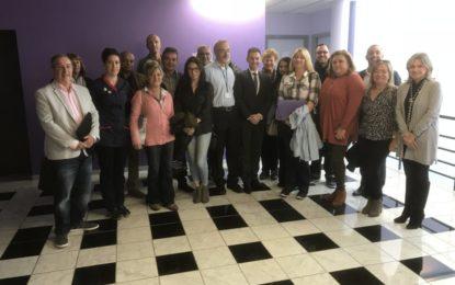 Costa se reúne con el Consejo de defensa para usuarios de los servicios de salud de Gibraltar