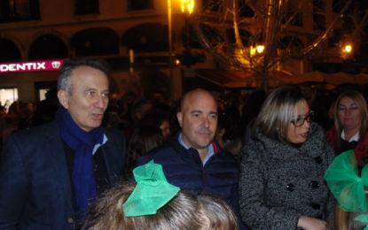 Los populares de La Línea felicitan a los trabajadores municipales por el excelente trabajo desarrollado en la celebración de las fiestas navideñas
