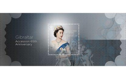 La Oficina Filatélica de Gibraltar cierra 2017 con una carpeta que reúne los sellos emitidos durante el año