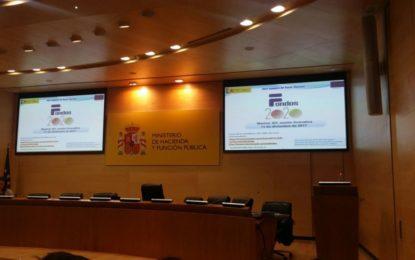 Técnicos municipales asisten en Madrid a una jornada formativa sobre los fondos FEDER