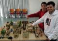 Extraordinaria participación en el torneo navideño de juegos de estrategia en la Casa de la Juventud