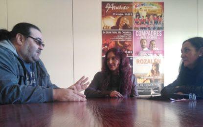 Cultura y Miguel Becerra comienzan a coordinar el II certamen Internacional de cortometrajes que se celebrará en mayo de 2018