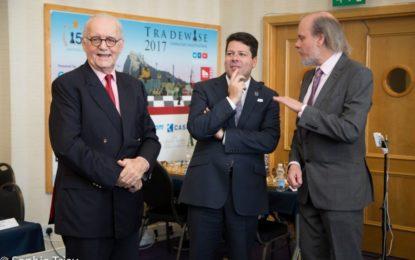 El Festival de Ajedrez de Gibraltar reúne más de 260 maestros tras haber sido elegido mejor Open del Mundo por quinto año consecutivo