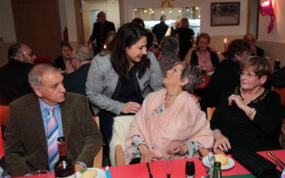 Residentes de Seamaster Lodge celebran su primera Navidad en sus casas nuevas en Gibraltar