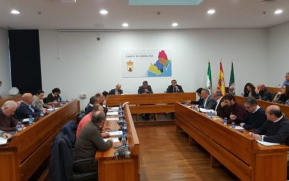 Mancomunidad aprueba las ordenanzas fiscales y su cuenta general