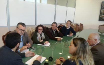 La Viceconsejera de Salud de la Junta de Andalucía confía en que el hospital nuevo se abra totalmente a finales de junio