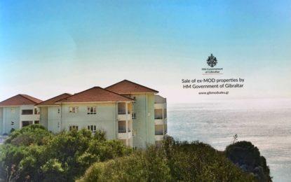 El Gobierno de Gibraltar informa sobre las visitas a las viviendas MOD