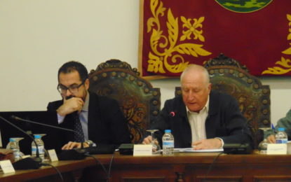 El pleno ordinario de septiembre debatirá la modificación del PGOU relativa al suelo del Mercado de Mayoristas y el expediente de permuta del solar de la calle Jardines