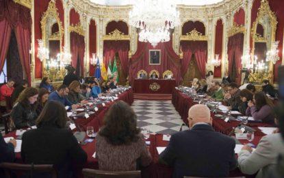 La Diputación de Cádiz reclama la eliminación inmediata del peaje de la AP-4 y la mejora de la seguridad en el Campo de Gibraltar