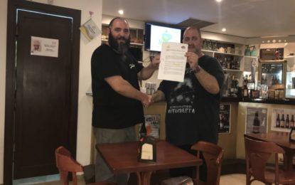 Convenio de colaboración entre ADEM-CG y MERAKI TEA & COFFEE Algeciras