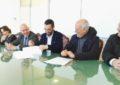Valenzuela y representantes de la empresa Estudio Segui mantienen la primera reunión con la Junta de Andalucía sobre el nuevo PGOU