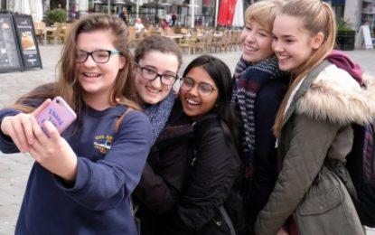 De los más de 500 participantes en el campeonato británico de ciberseguridad, el único equipo finalista compuesto solo por chicas es de Gibraltar
