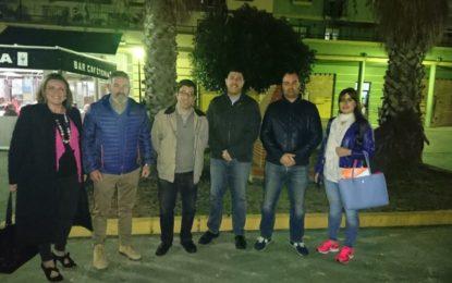 El Partido Socialista Obrero Español y Ciudadanos celebran una primera reunión de toma de contacto