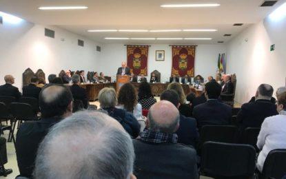 Discurso íntegro de Fernando Aragón esta mañana en el pleno por el Día de Andalucía