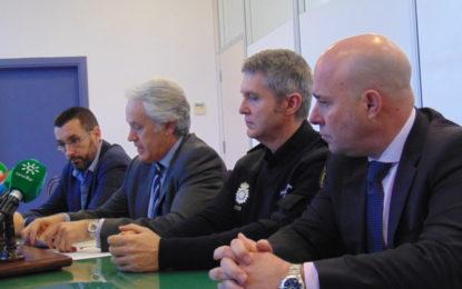 El Subdelegado del Gobierno insiste en la coordinación y en la necesidad de articular medidas para evitar hechos como el ocurrido en el hospital
